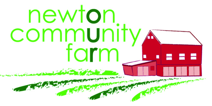 Newton Community Farm Summer Interns