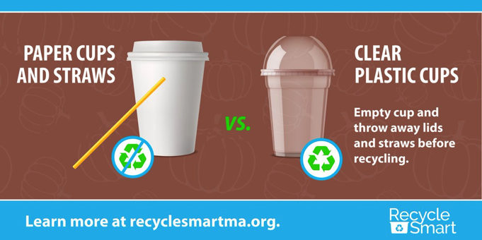 recycling disposable cups